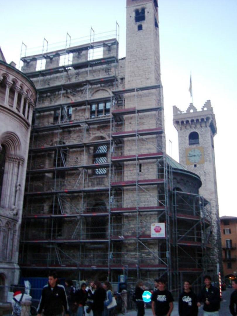 10 Restauro Duomo di Trento 2 - Restauro Duomo di Trento