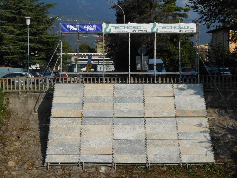 3 Strutture speciali per eventi sportivi - Gerüste für Sportveranstaltungen und Aufführungen