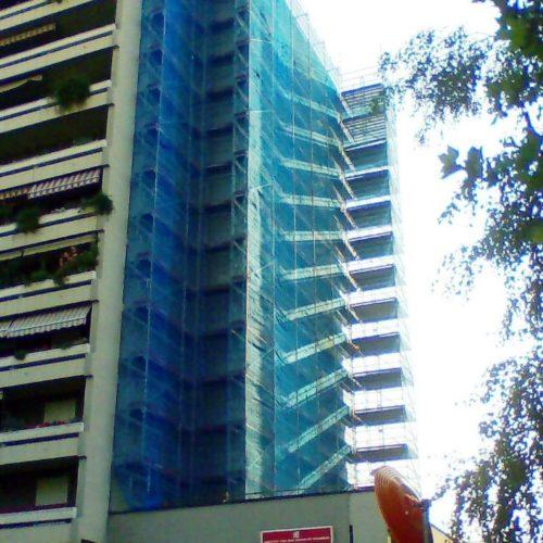 6 Ponteggi per risanamento condominio Bz 500x500 - Referenzen