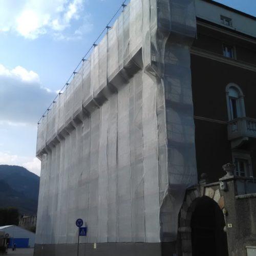 TRENTO PALAZZO ARCIVESCOVILE 1 500x500 - Restauro Palazzo Arci vescovile Trento