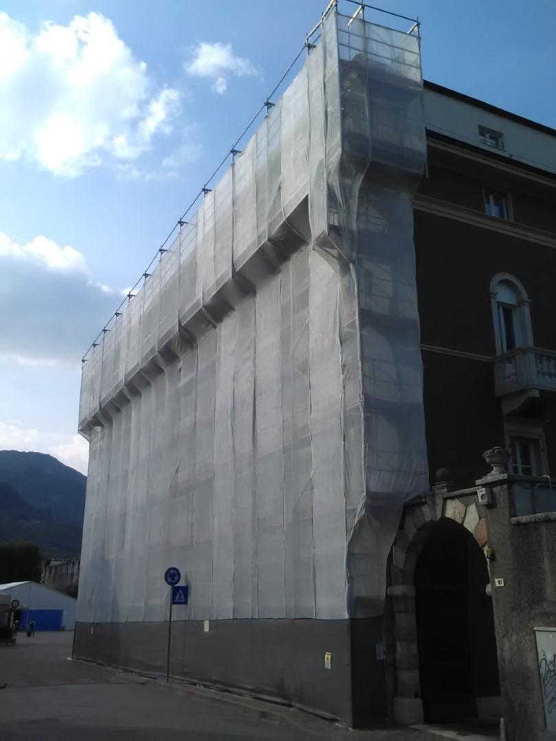 TRENTO PALAZZO ARCIVESCOVILE 1 - Restauro Palazzo Arci vescovile Trento